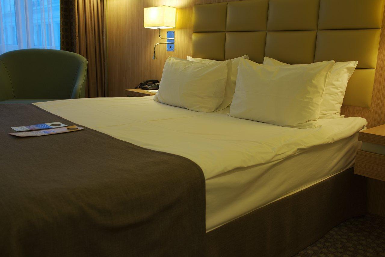 Holiday Inn Ufaの客室