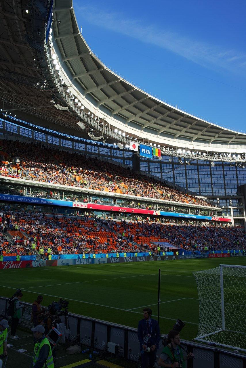 日本とセネガルの国旗