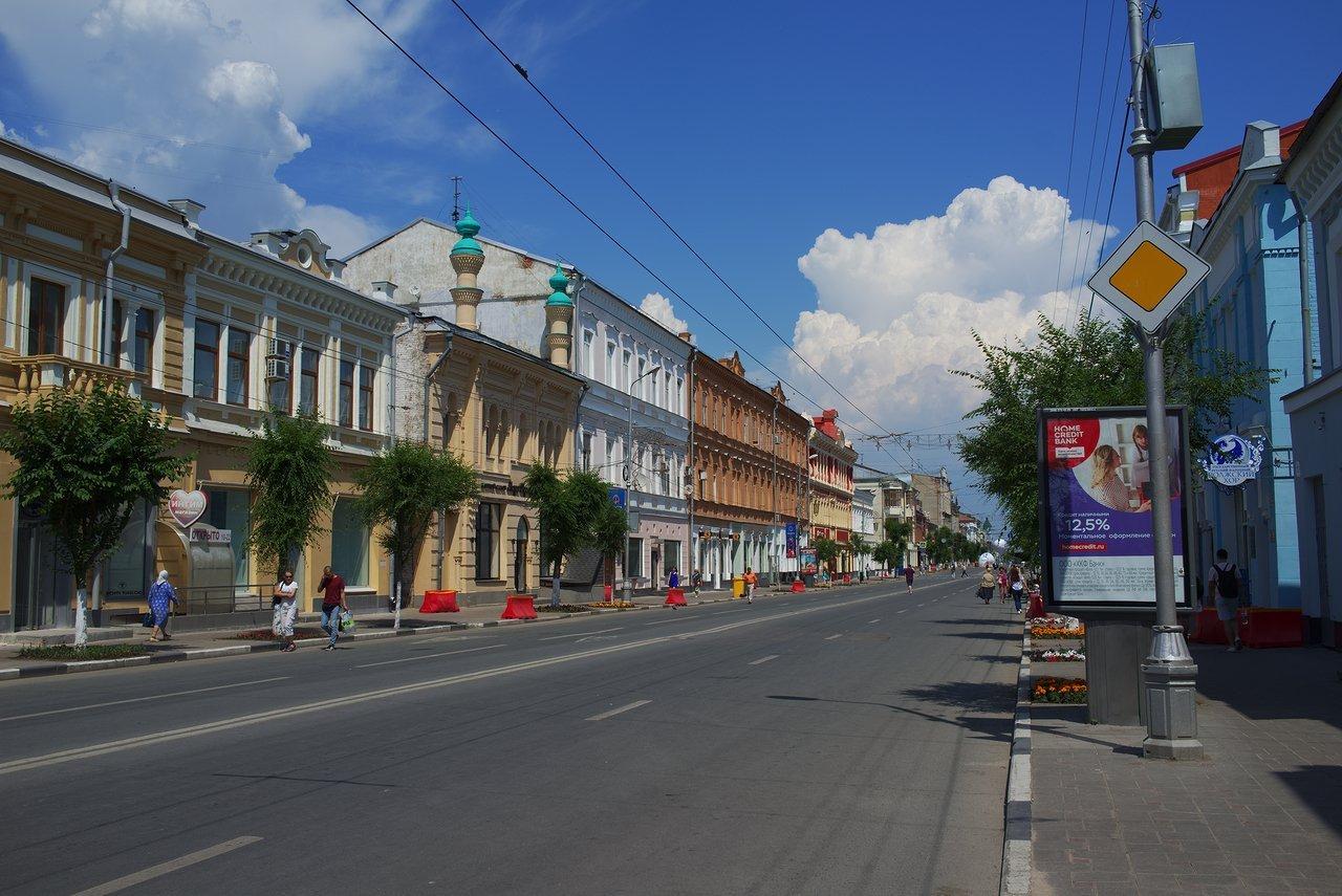 サマーラの街並みはどことなく中央アジアな雰囲気を感じます