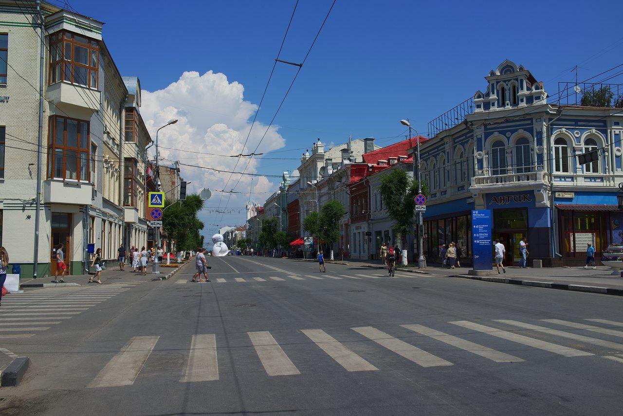 街並みが独特でした