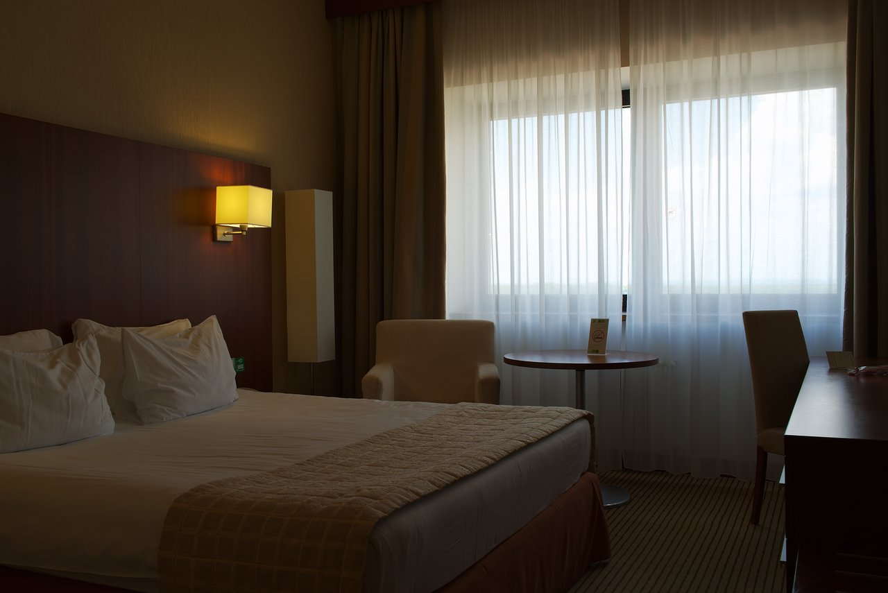 Holiday Inn Samaraの客室