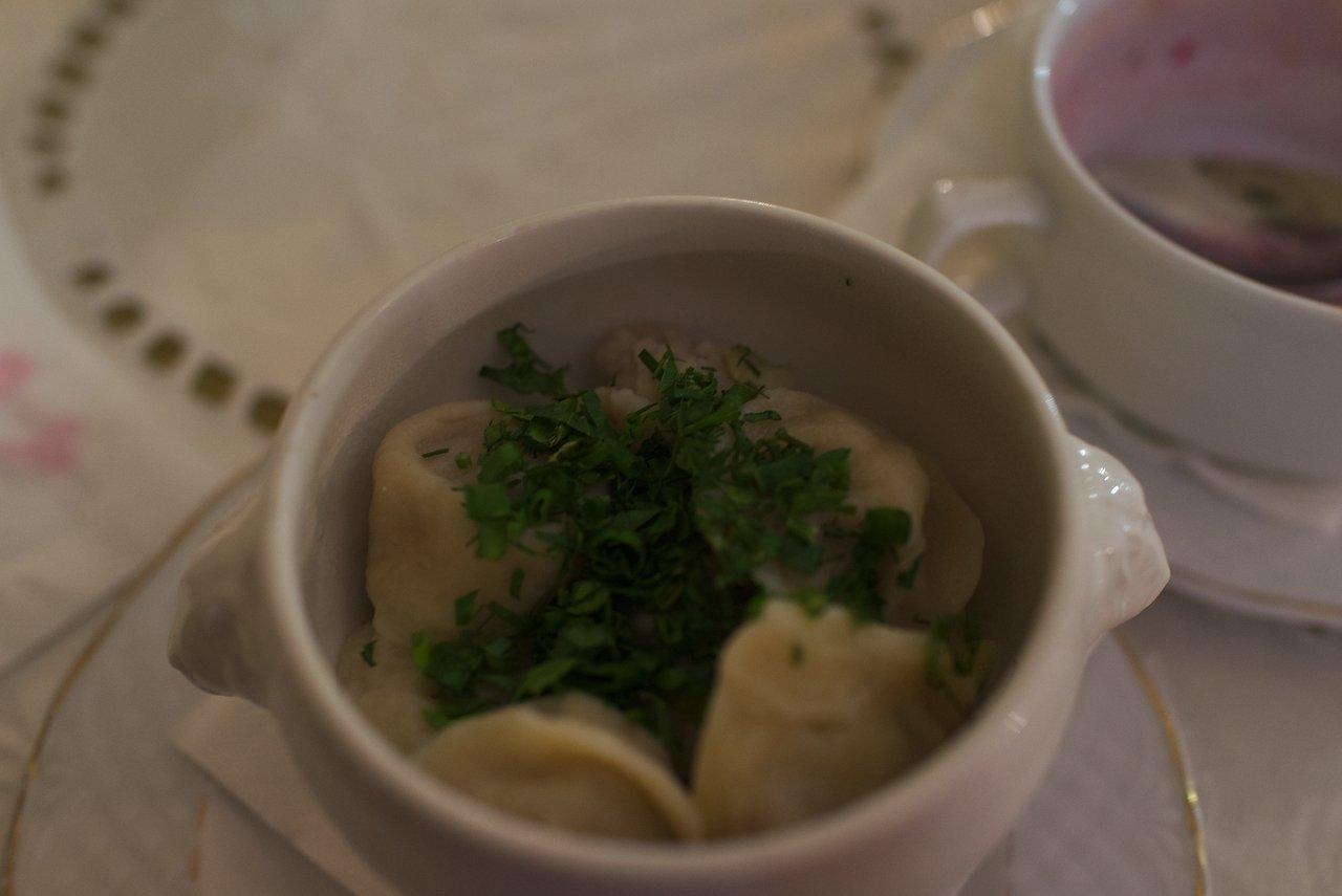 ロシアの水餃子「ペリメニ」