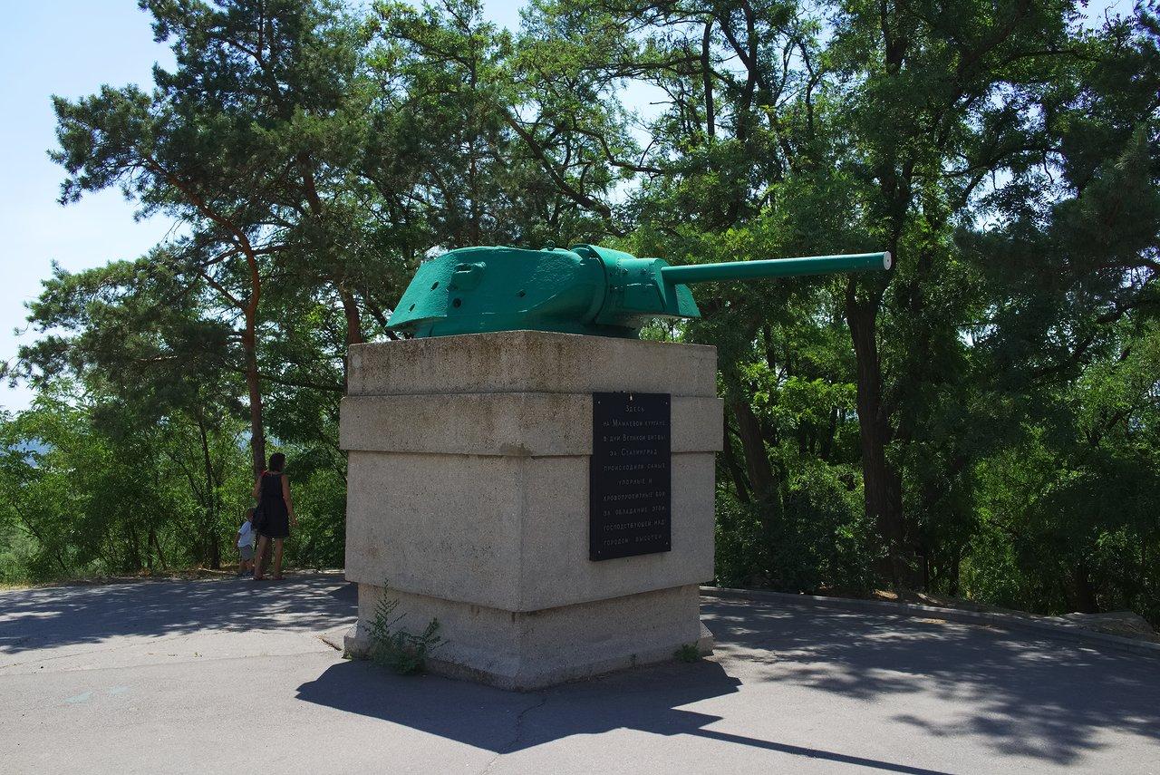 戦車の砲塔