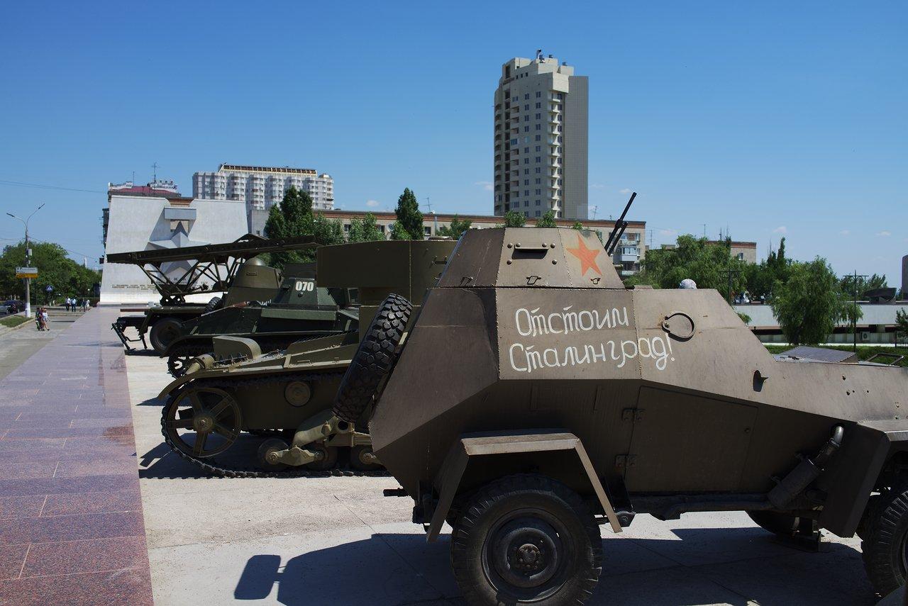 昔の装甲車