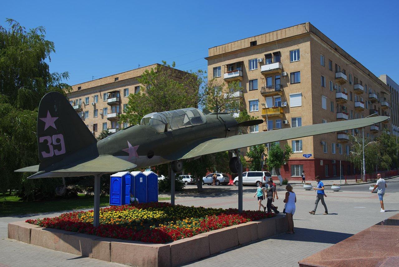 昔の戦闘機