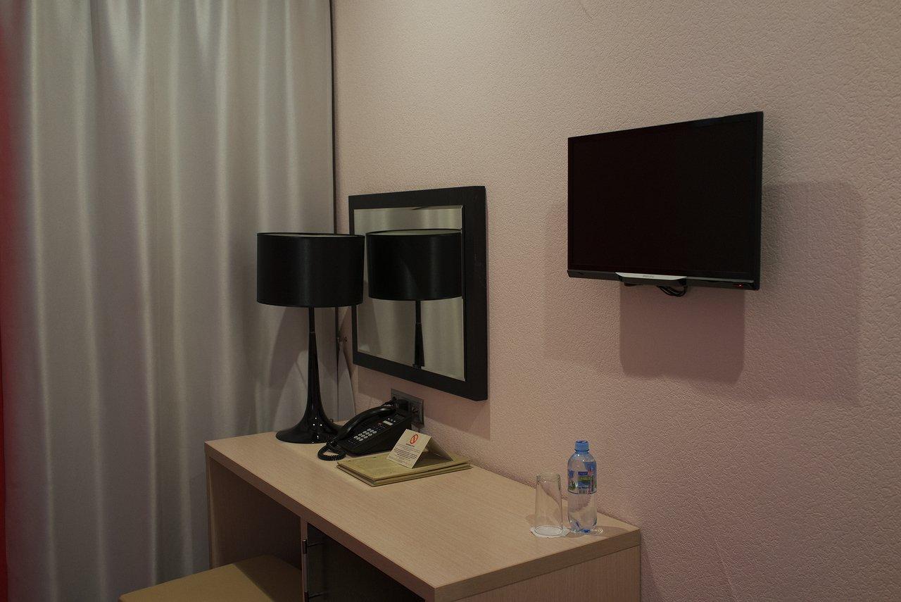 プリンスパークホテルの部屋