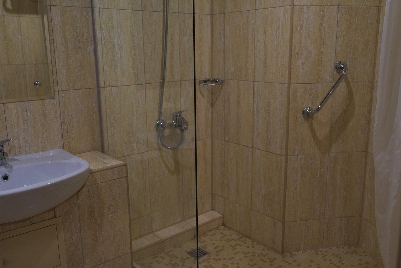 プリンスパークホテルのバスルーム