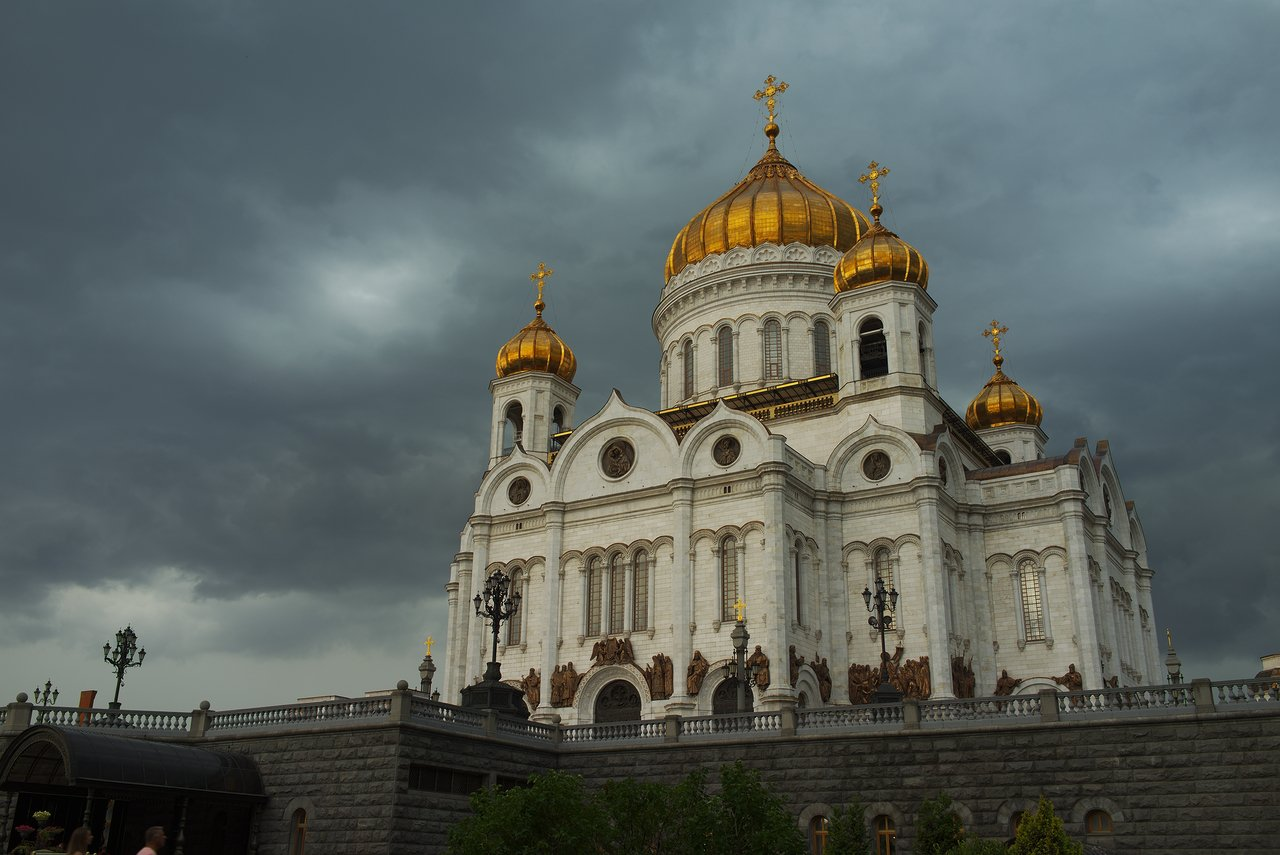 救世主ハリストス大聖堂