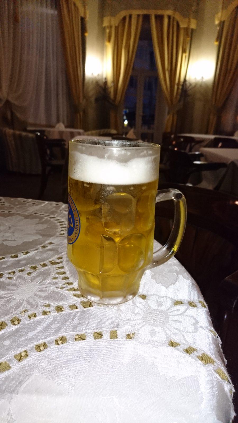 サマーラのビール